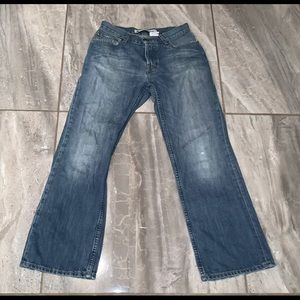 Gap MENS 31 X 30 JEANS Distressed